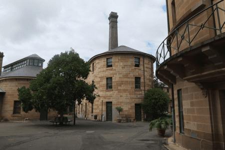 Former Darlinghurst Gaol