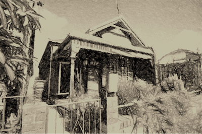 House in Kensington NSW Australia