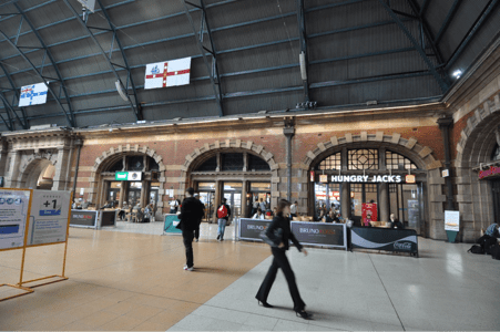 Main Concourse - Central Station Sydney