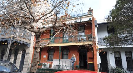 Redfern Terraces