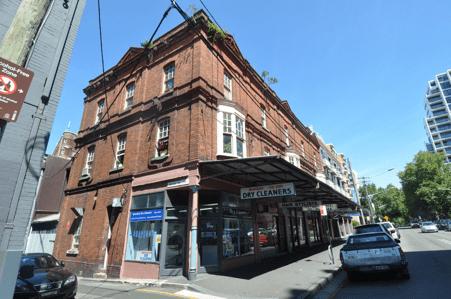 Flinders Street Darlinghurst