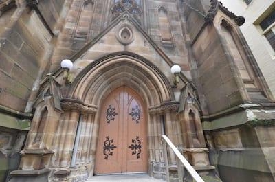 St George Presbytarian 201 Castlereagh St Sydney