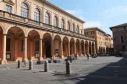 University area of Bologna